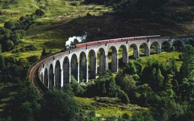 The 21 best train journeys in the UK and beyond