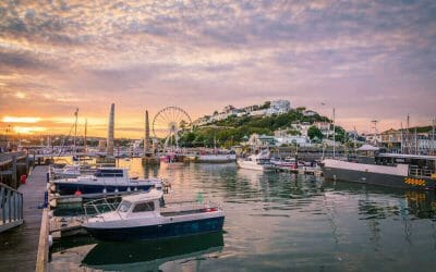 The Most Popular Staycation Locations in the UK